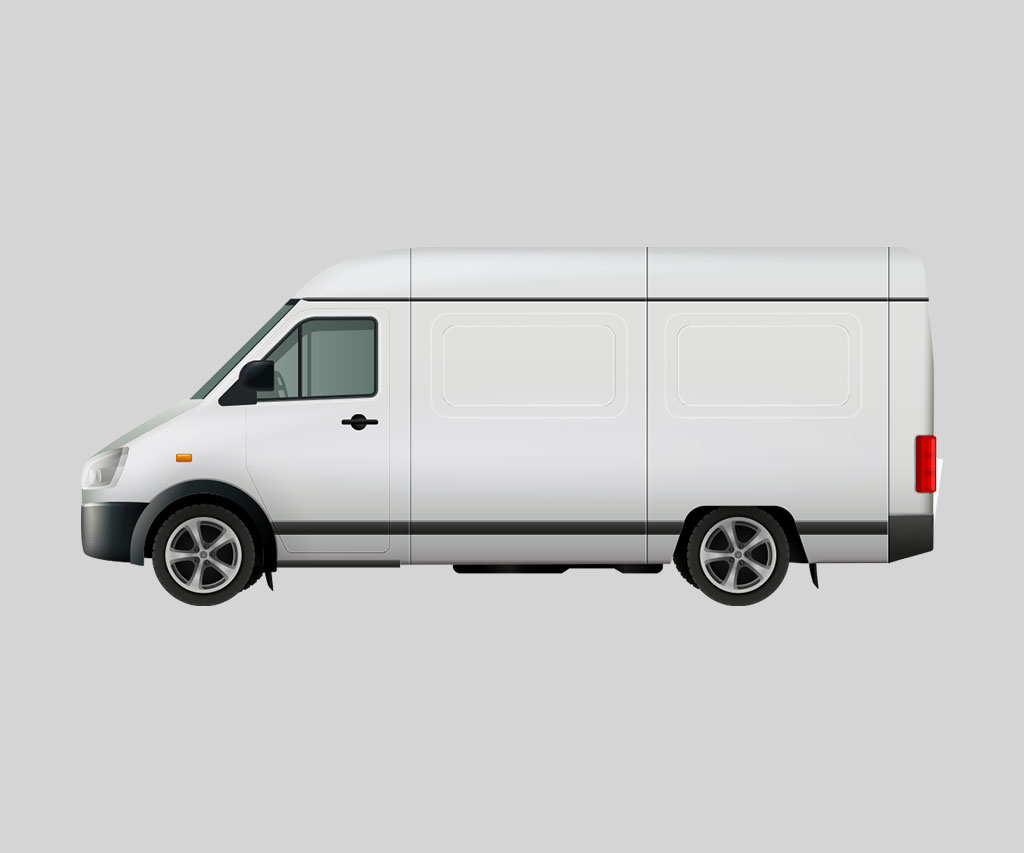 Small VAN Covered